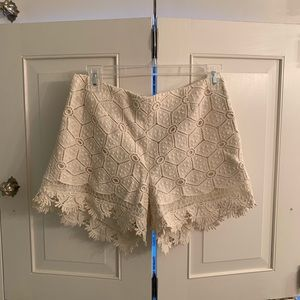Anthropologie Shorts size 4!